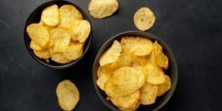 Домашние чипсы в духовке: вкусные и полезные