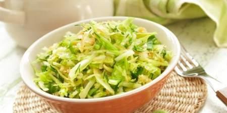 Что приготовить из молодой капусты: весенние рецепты