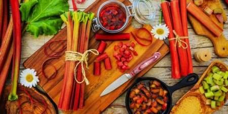 Лучшие рецепты из ревеня: ТОП-5 вкусных блюд
