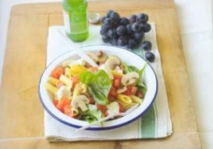 Вегетарианские блюда из макарон на завтрак
