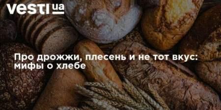 Дрожжи, плесень и не тот вкус: развенчиваем мифы о хлебе